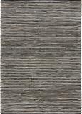 Szőnyeg Stefan - szürke, modern, bőr/textil (160/230cm) - MÖMAX modern living