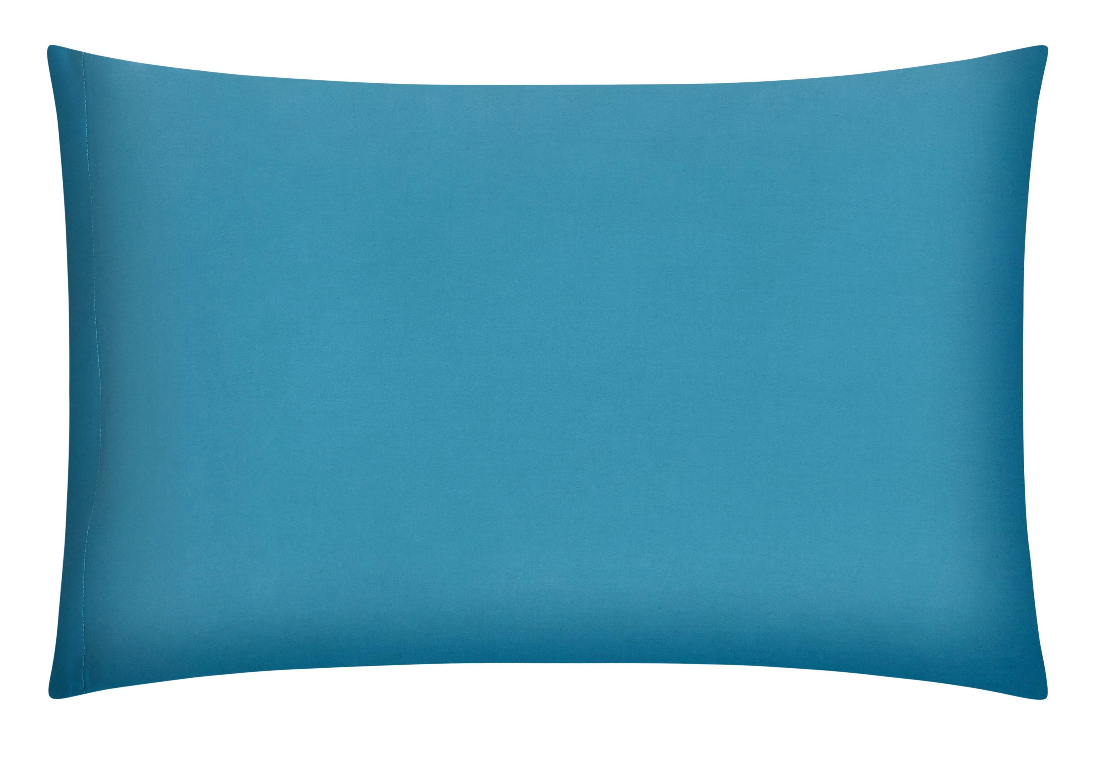 Párnahuzat Belinda - petrol/türkiz, textil (40/60cm) - premium living