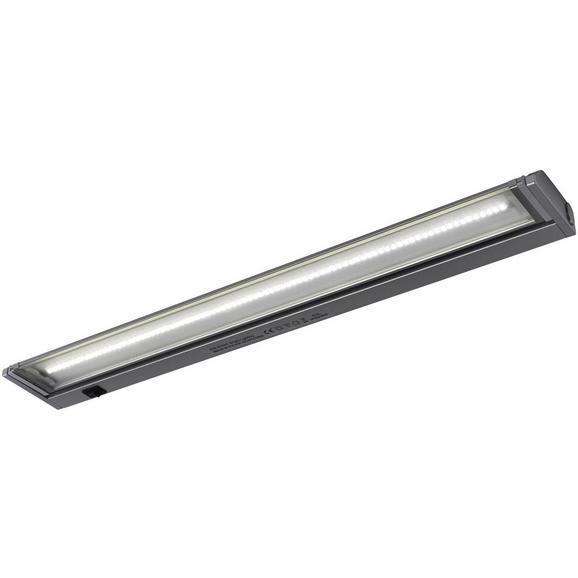 Unterbauleuchte 103375174, EEZ A - Alufarben, Metall (91,2/3/9cm)