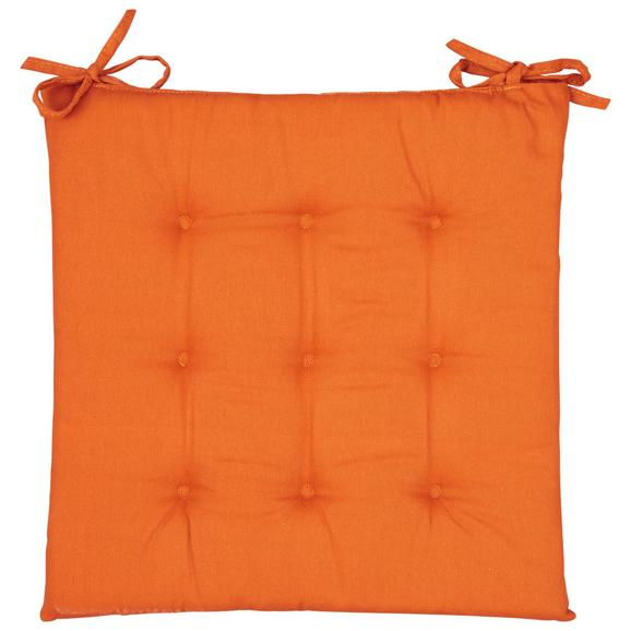 Ülőpárna Based - Terrakotta, Textil (40/40/2cm) - Based
