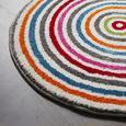 Gyerekszőnyeg Lollipop - Színes, konvencionális, Textil (80cm) - Mömax modern living