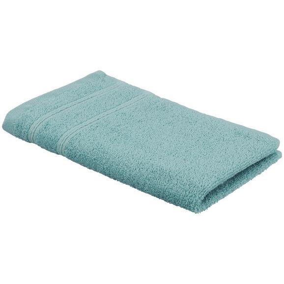 Brisača Melanie - svetlo modra, tekstil (30/50cm) - Mömax modern living
