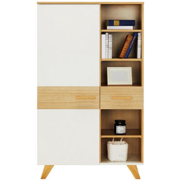 highboard wei eiche online kaufen m max. Black Bedroom Furniture Sets. Home Design Ideas