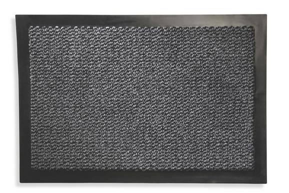 Fußmatte Klaus in Grau, ca. 40x60cm - Grau, MODERN, Textil (40/60cm) - Mömax modern living