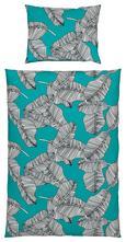 Posteljnina Jackson Wende - petrolej, Moderno, tekstil (140/200cm) - Mömax modern living