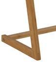 Handtuchhalter Mirella - Buchefarben, MODERN, Holz (40/81/24cm) - Modern Living