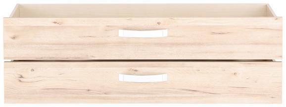 Notranji Predali Ducato - hrast, Moderno, kovina/umetna masa (114/40/37cm) - Premium Living
