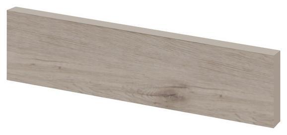Sockel Sockelblende / Eiche - Eichefarben, MODERN, Holzwerkstoff (60cm)