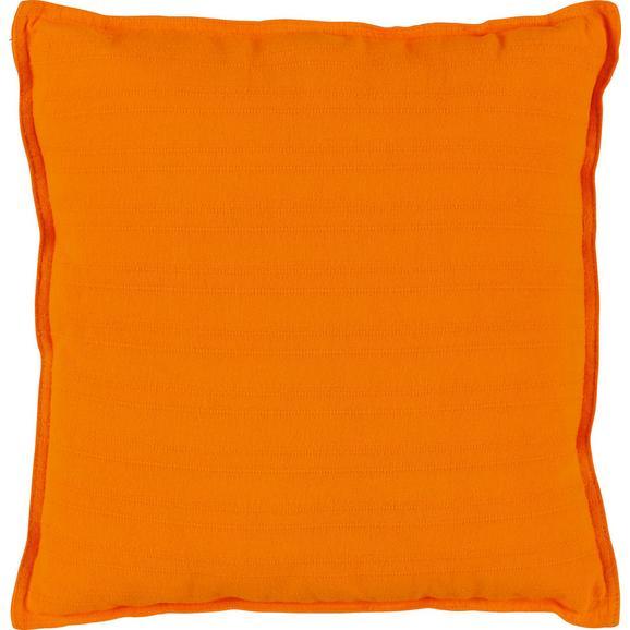 Pernă Decorativă, Solid - portocaliu, textil (45/45cm) - Mary's