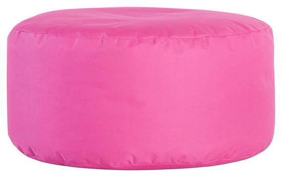 Tabure Roller -sb- - roza, Moderno, tekstil (35cm) - Mömax modern living