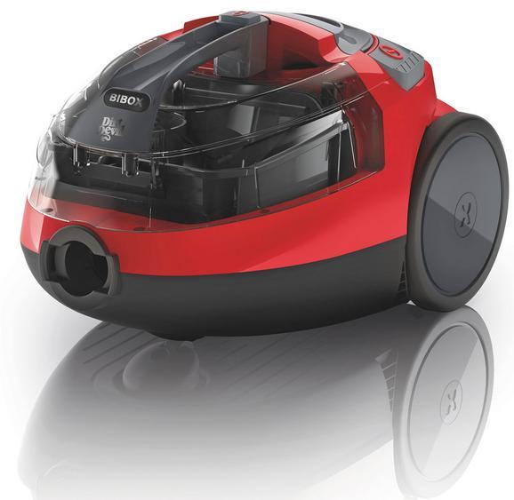 Bodenstaubsauger Dd2630-1 in Rot - Rot, Kunststoff - Dirt Devil