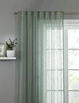 Fertigvorhang Sigrid Grün 140x245cm - Grün, ROMANTIK / LANDHAUS, Textil (140/245cm) - Premium Living