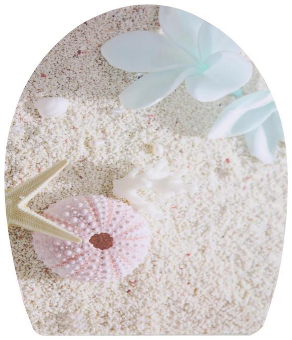 Deska Za Wc-školjko Bora Bora -sb- - večbarvno, Moderno, umetna masa (38,5/45cm)