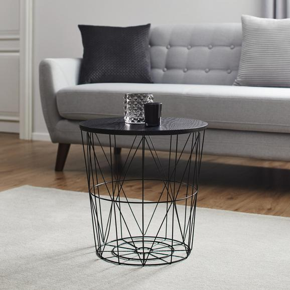 couchtisch josie mit stauraum online kaufen m max. Black Bedroom Furniture Sets. Home Design Ideas