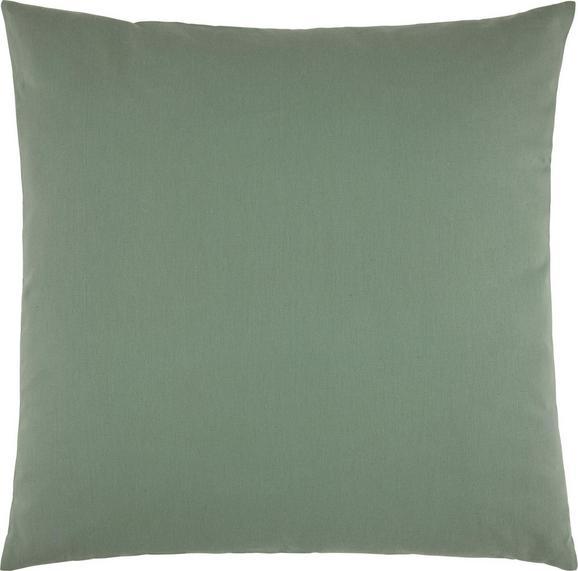 PERNĂ DECORATIVĂ Pernă decorativă ''Zippmex'' - Verde deschis, Material textil (50/50cm) - BASED