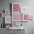Okvir Za Slike Gitta - bela, Moderno, steklo/leseni material (13/18/3,6cm) - Mömax modern living