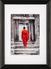 Bilderrahmen Lukas, ca. 10,5x15cm - Schwarz, Kunststoff (10,5 15 cm)