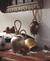 Deko Glocke Heidi H ca. 28 cm - Goldfarben, ROMANTIK / LANDHAUS, Metall (16/28/9cm) - Premium Living