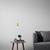 Hängeleuchte max. 60 Watt 'Padina' - Grün, Kunststoff/Metall (9/92cm) - Bessagi Home