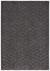 Webteppich Berlin Weiß/titan, ca.80x150cm - Titanfarben/Weiß, Textil (080/150cm) - Mömax modern living