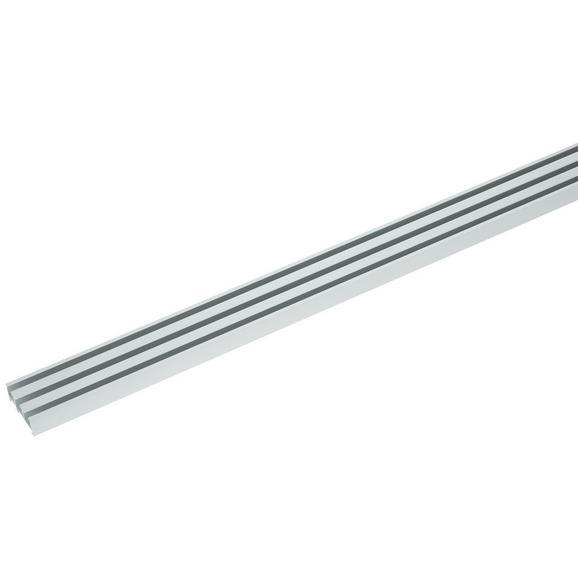 Vodilo Za Zavese Style - aluminij, kovina (210cm) - Premium Living