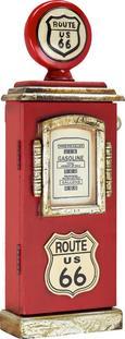 Schlüsselkasten in Rot - Rot, LIFESTYLE, Holzwerkstoff (17/48/8cm) - Mömax modern living