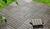 Terrassenfliese Willi in Grau ca. 30x30 cm - Grau, Kunststoff (30/2,2/30cm) - Mömax modern living