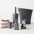 Folyékonyszappan-adagoló Lilo - Szürke, modern, Műanyag (8,38/8,38/16,38cm) - Mömax modern living