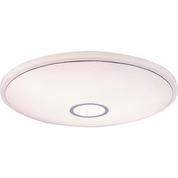 LED-Deckenleuchte Connor max. 30 Watt - Weiß, Kunststoff/Metall (77/7cm)