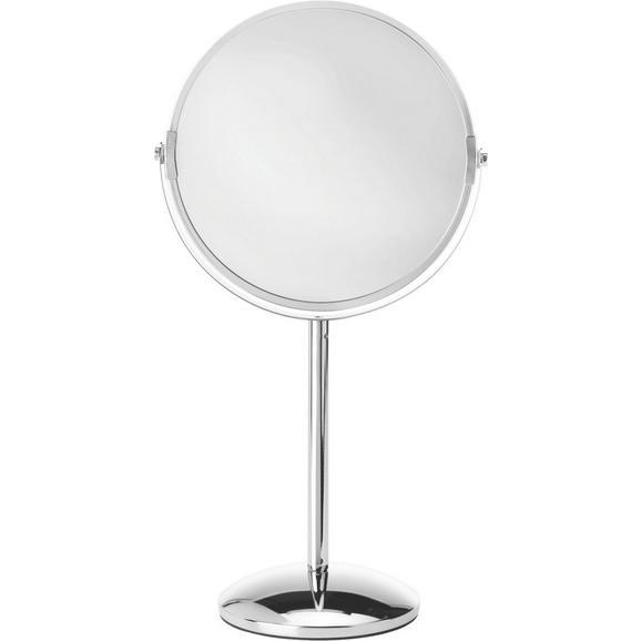 Stoječe Ogledalo Eva - krom, kovina/steklo (20/36/12cm) - Mömax modern living