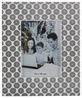 Okvir Za Slike Pattern - črna/bela, les (20/1,5/25cm) - Mömax modern living