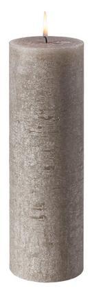 Tömbgyertya Ruth-rustik - Világoszöld/Pezsgő, modern (10/30cm) - Mömax modern living