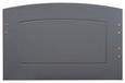 Kinder-/Juniorbett Massivholz Grau 90x200cm - Grau, MODERN, Holz (205/63/98cm) - Zandiara
