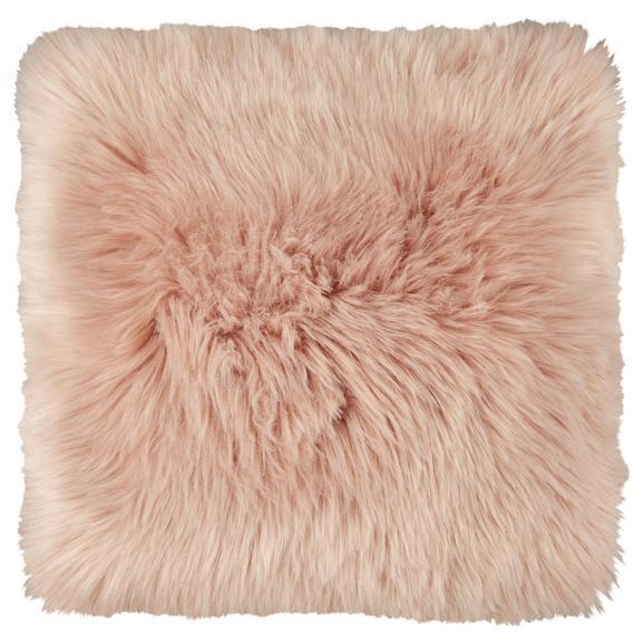 Díszpárna Hunter - Halvány rózsaszín, Textil (45/45cm) - Mömax modern living