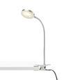 Lampă Cu Clemă Holger - culoare crom, Modern, plastic/metal (29,5/44cm) - Mömax modern living