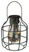 Solarleuchte Talea, Max. 0,02 Watt - Klar/Bronzefarben, LIFESTYLE, Kunststoff/Metall (13/16cm) - MÖMAX modern living