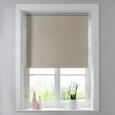 Klemmrollo Thermo Sand ca. 90x210cm - Sandfarben, Textil (90/210cm) - Premium Living