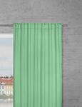 Verdunkelungsvorhang Riccardo, ca. 140x245cm. - Hellgrün, MODERN, Textil (140/245cm) - Premium Living