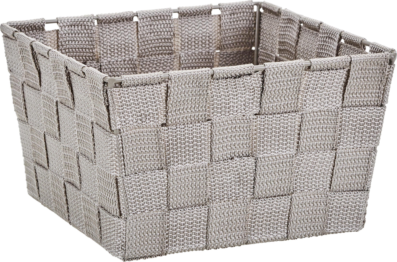 Korb Nelly in Taupe - Taupe, MODERN, Textil (19/19/11cm) - MÖMAX modern living