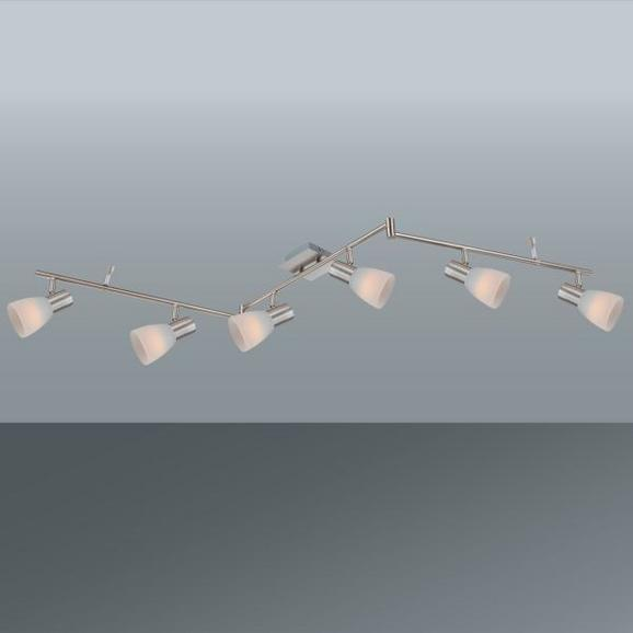 Strahler Parry, max. 4 Watt - KONVENTIONELL, Glas/Metall (14,5/10/16,5cm) - Mömax modern living
