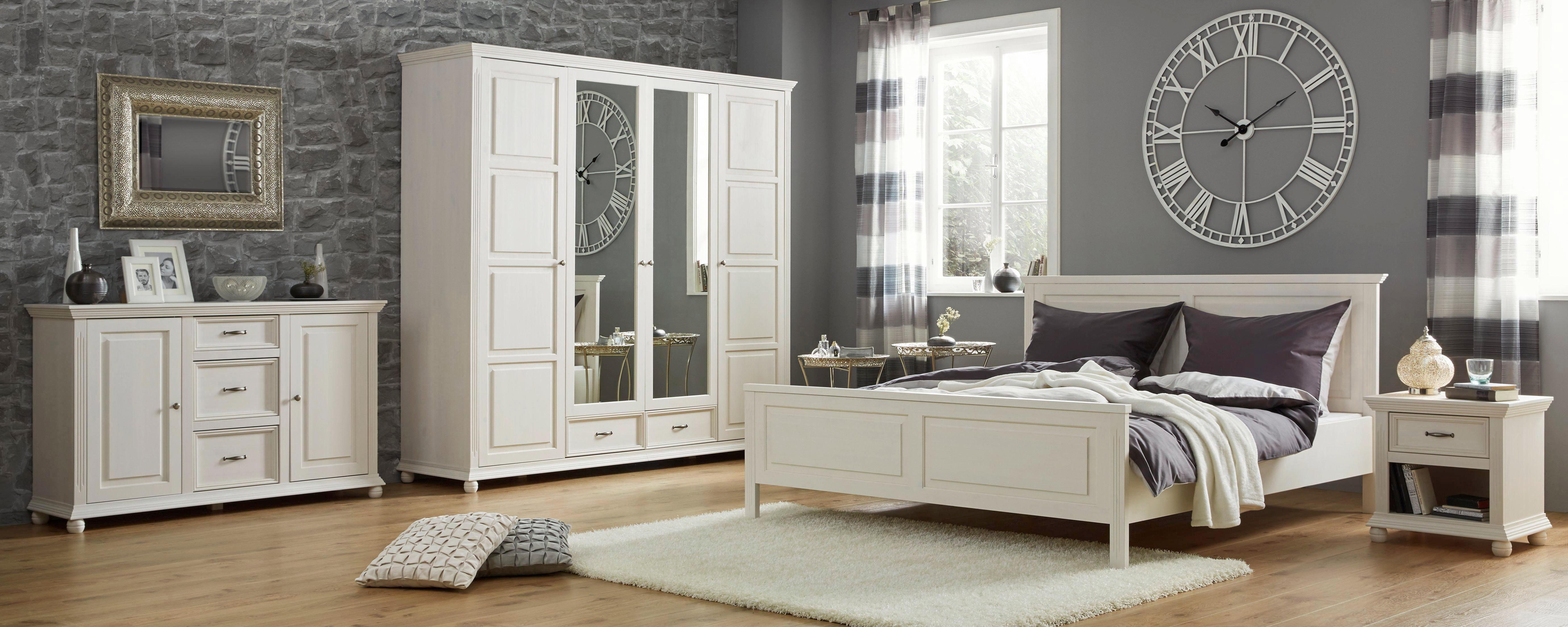 Wandspiegel ca. 70x90x5,5cm - Silberfarben, Metall (70/90/5,5cm) - MÖMAX modern living