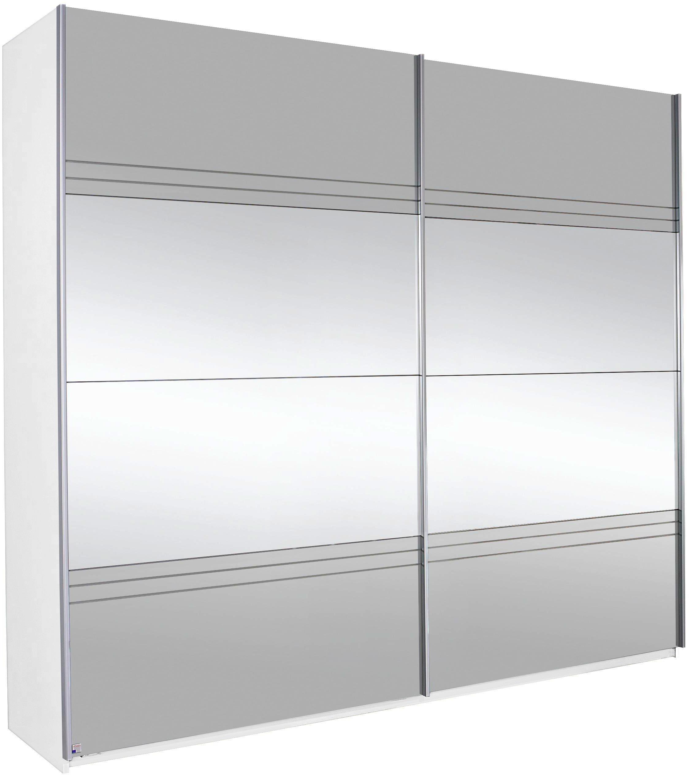 Mömax Badezimmer Schrank: Schwebetürenschrank Spiegel/Grauspiegel Online Kaufen Mömax