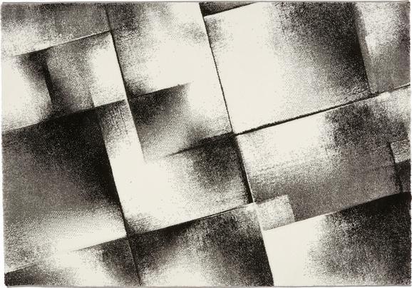 Webteppich Mirano, ca. 120x170cm - Grau, Textil (120/170cm) - Mömax modern living
