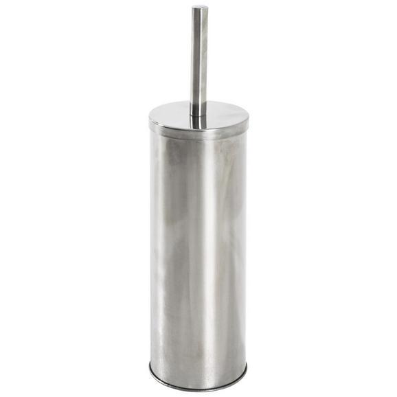 Garnitură Perie Wc Kosmo - Inox, Konventionell, Plastic/Metal (10/38cm)