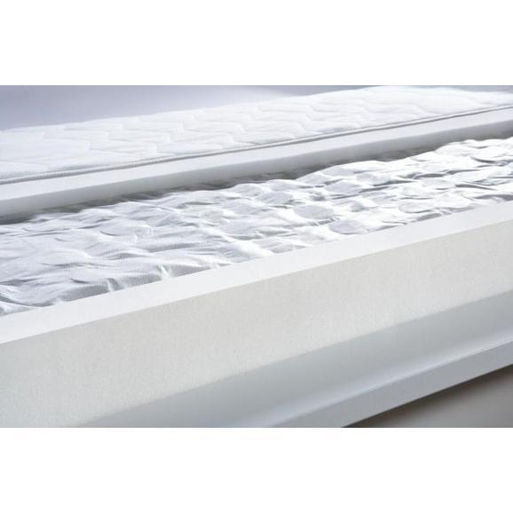 Vzmetnica 90x200 Cm Living Pur - Moderno, tekstil (90/200cm) - Nadana