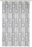 Kopalniška Zavesa Marrakesh - meta zelena/siva, Trendi, tekstil (180/200cm) - Mömax modern living