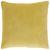Kissenhülle Marit in Gelb ca. 40x40cm - Messingfarben, Textil (40/40cm) - Mömax modern living
