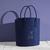 Einkaufstasche Luca ca.40x45cm - Blau, MODERN, Textil (40/25/45cm) - Mömax modern living