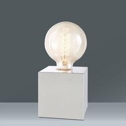 Namizna Svetilka Eni - barve kroma, Moderno, kovina/umetna masa (10/10/10cm) - MÖMAX modern living