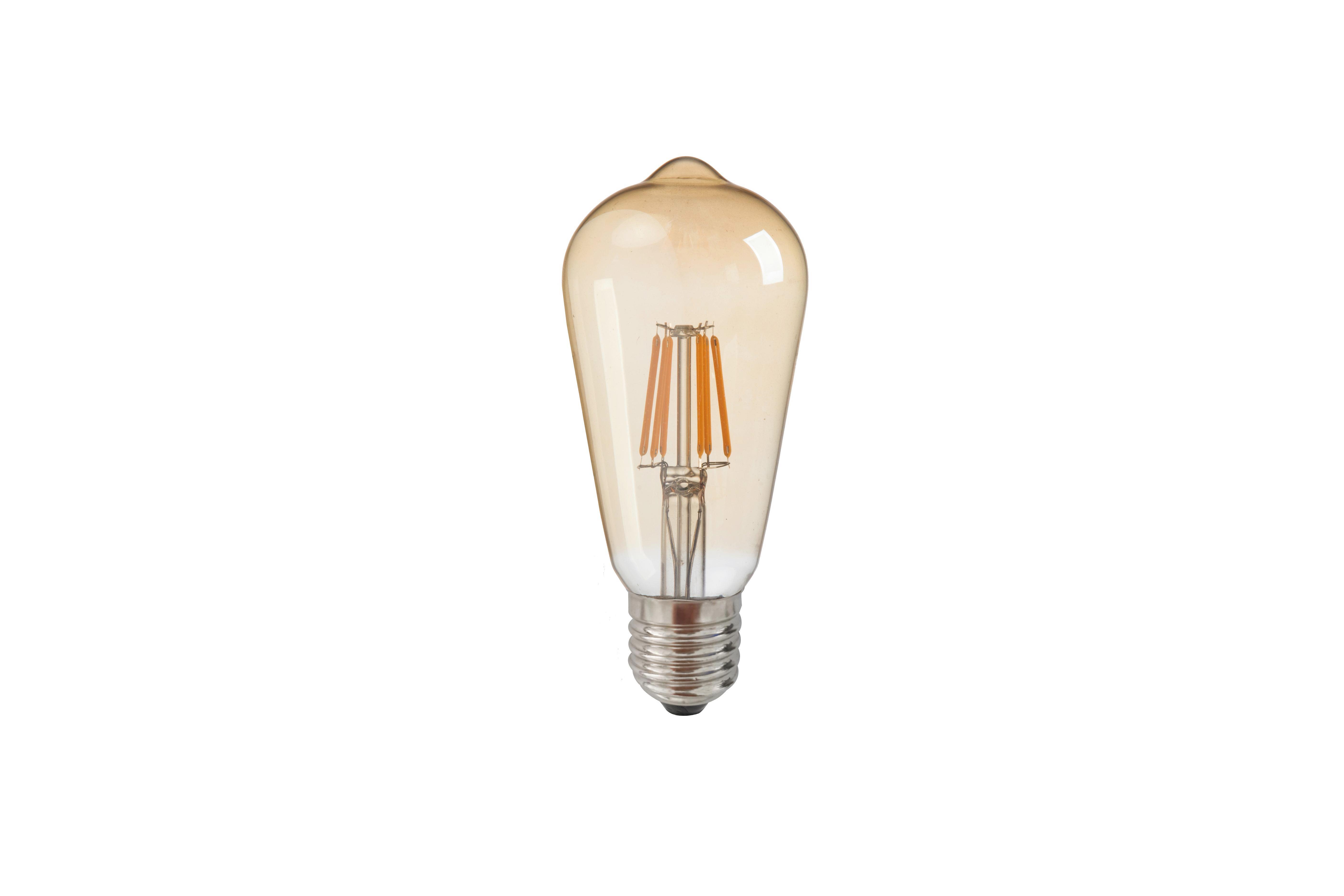 Deko Žarnica C80324mm   Zlata, Steklo (6,4cm)   Mömax Modern Living